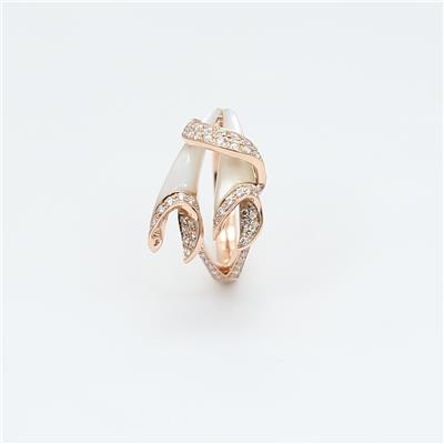 Shell Diamond Ring ALR1645